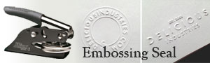 Embossing Seal Dubai