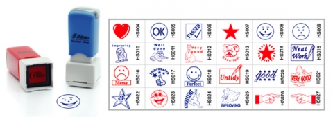 School Stamps and Teachers Stamp