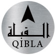 Qibla Direction Sign